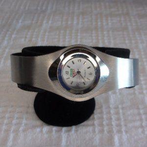 Boom Club Quartz Wrap Wrist Watch
